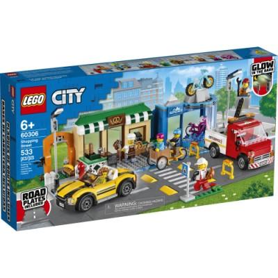 CITY RUE COMMERCANTE