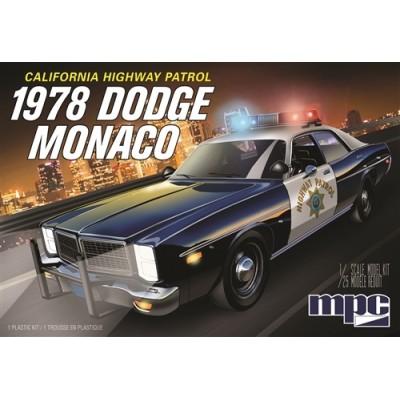 1978 MONACO CHP POLICE 1/25