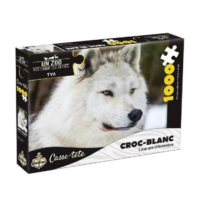 P 1000 / ZOO CROC BLANC