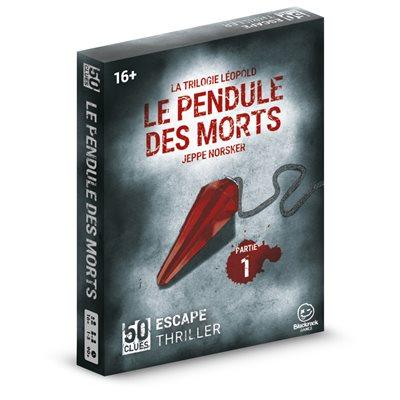 50 CLUES #1 PENDULE DES MORTS