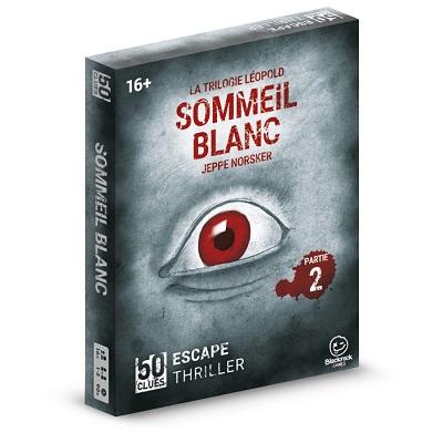 50 CLUES #2 SOMMEIL BLANC