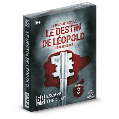 50 CLUES #3 DESTIN DE LEOPOLD