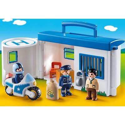 COMMISSARIAT DE POLICE TRANSPORTABLE
