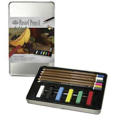 ENSEMBLE D'ART PASTEL