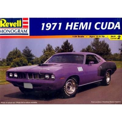 HEMI CUDA 1971