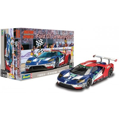 FORD LE MANS GT 2017