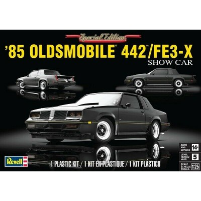 OLDSMOBILE 442/FE3-X SHOW CAR