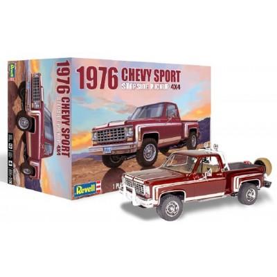 1976 CHEVY SPORT STEPSIDE 1/25