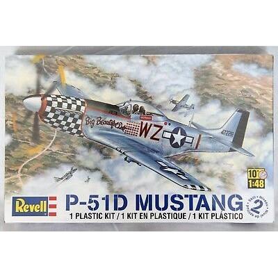 AVION P-51D MUSTANG