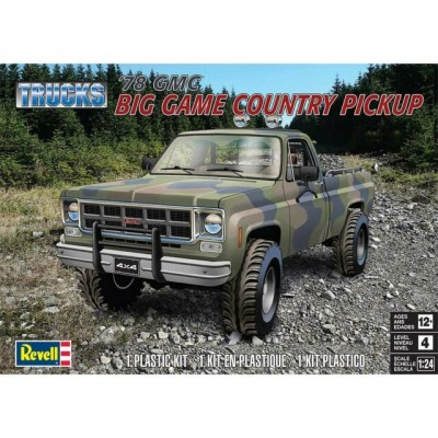 78 GMC GAME COUNTRY PICKUP
