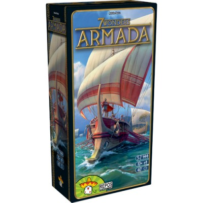 7 WONDERS EXT ARMADA