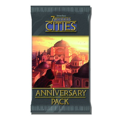 7 WONDERS CITIES ANNIVERSAIRY PACK
