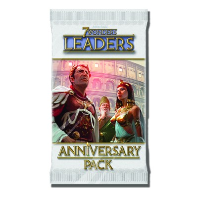 7 WONDERS LEADERS ANNIVERSAIRY PACK