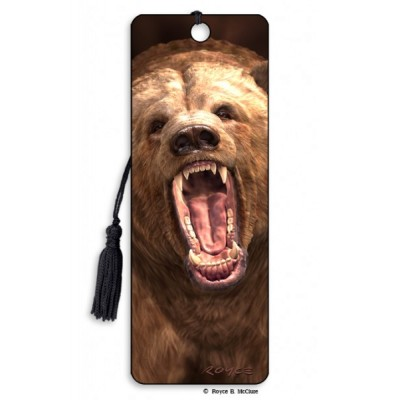 SIGNETS 3D GRIZZLY
