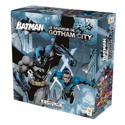 BATMAN LE SAUVEUR DE GOTHAM CITY