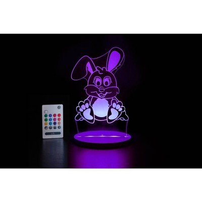 LAMPE TULIO DREAM LIGHT / LAPIN