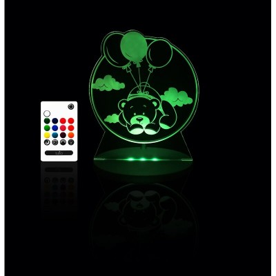 LAMPE TULIO DREAM LIGHT / OURSON